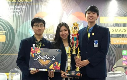 Mahasiswa UMN Raih Juara 2 dalam National Accounting Competition