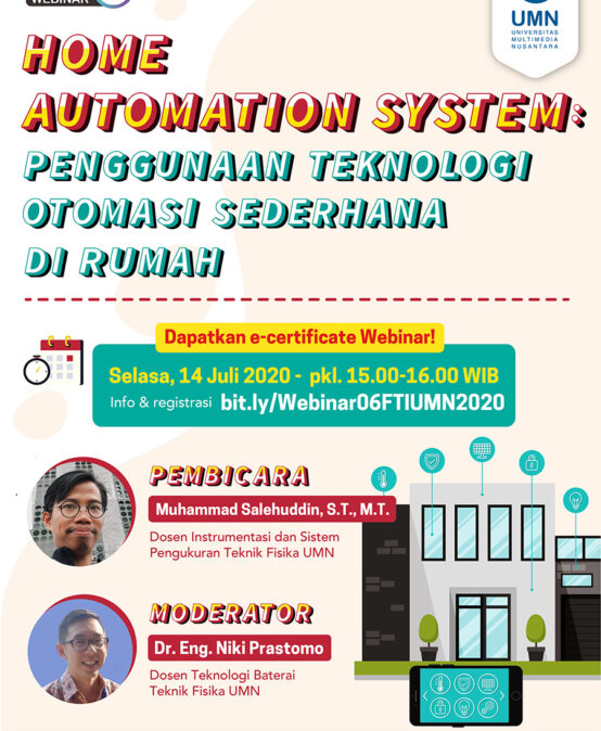Webinar: Home Automation System